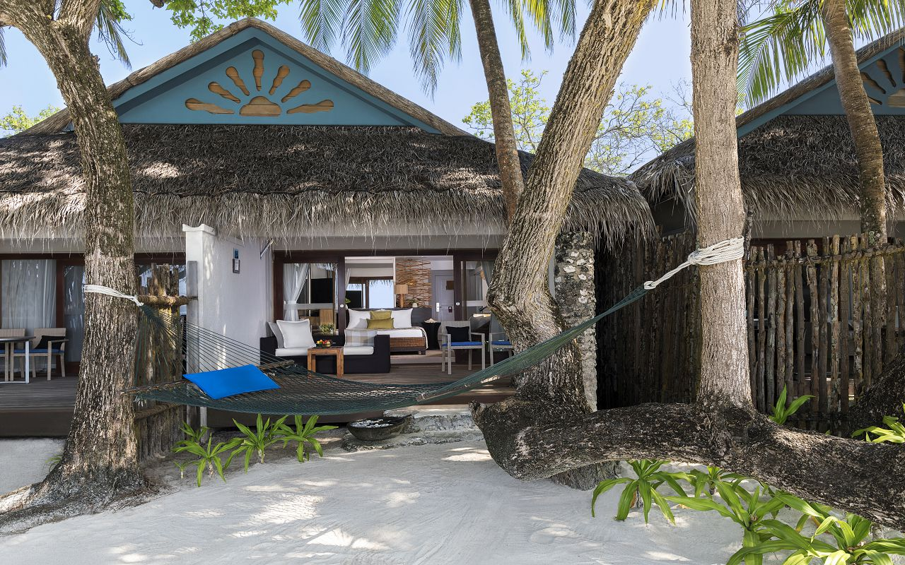 Taj Coral Reef Resort and Spa_Superior Beach Villa_Exterior
