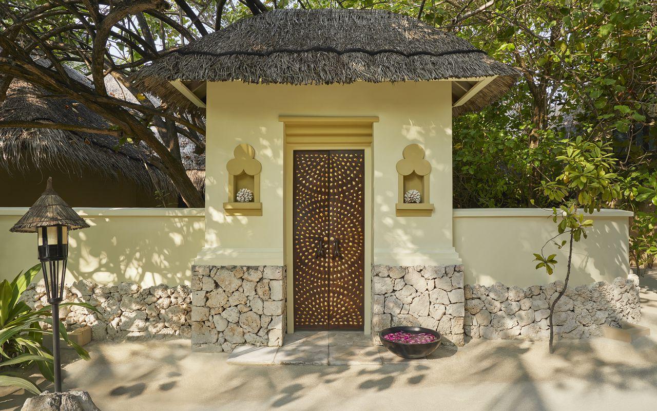 Taj Exotica Resort & Spa Maldives -Deluxe Beach Villa with Pool_Entrance