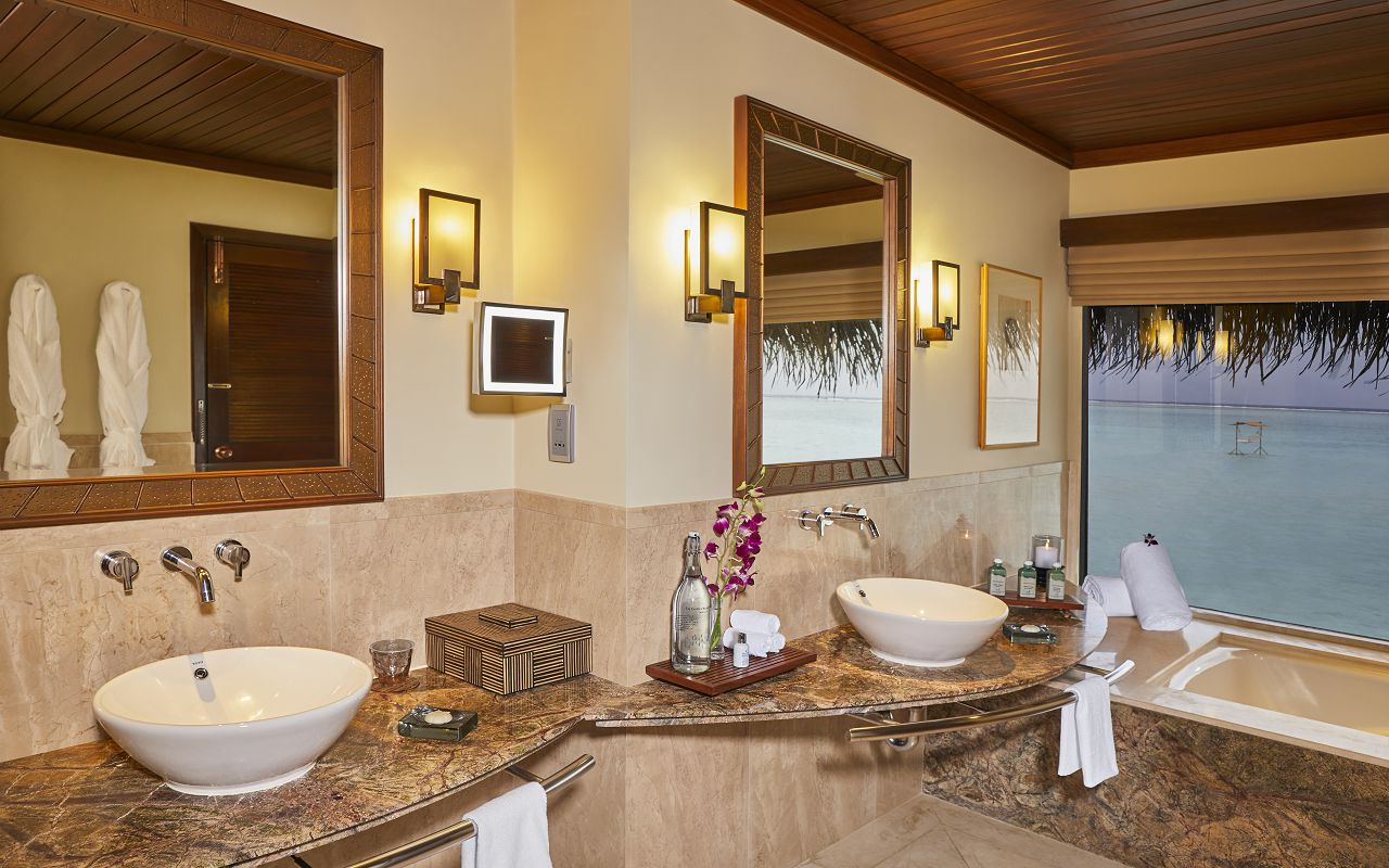Taj Exotica Resort & Spa Maldives - Lagoon Villa_Bathroom