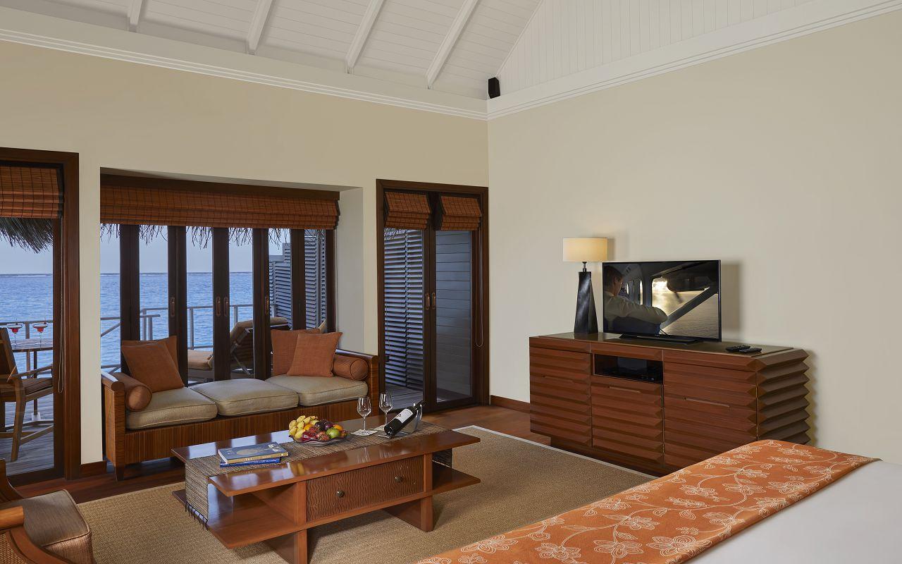 Taj Exotica Resort & Spa Maldives - Lagoon Villa_Bedroom