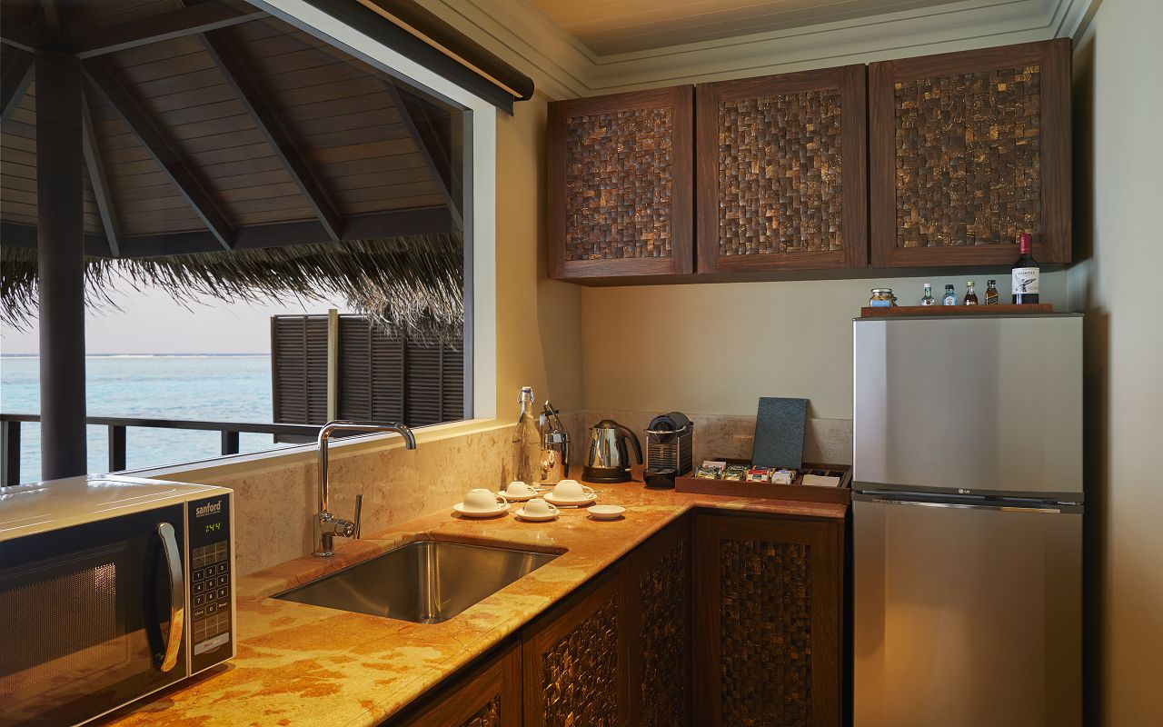 Taj Exotica Resort & Spa Maldives - One Bedroom Ocean Suite with Pool_Butler's Pantry