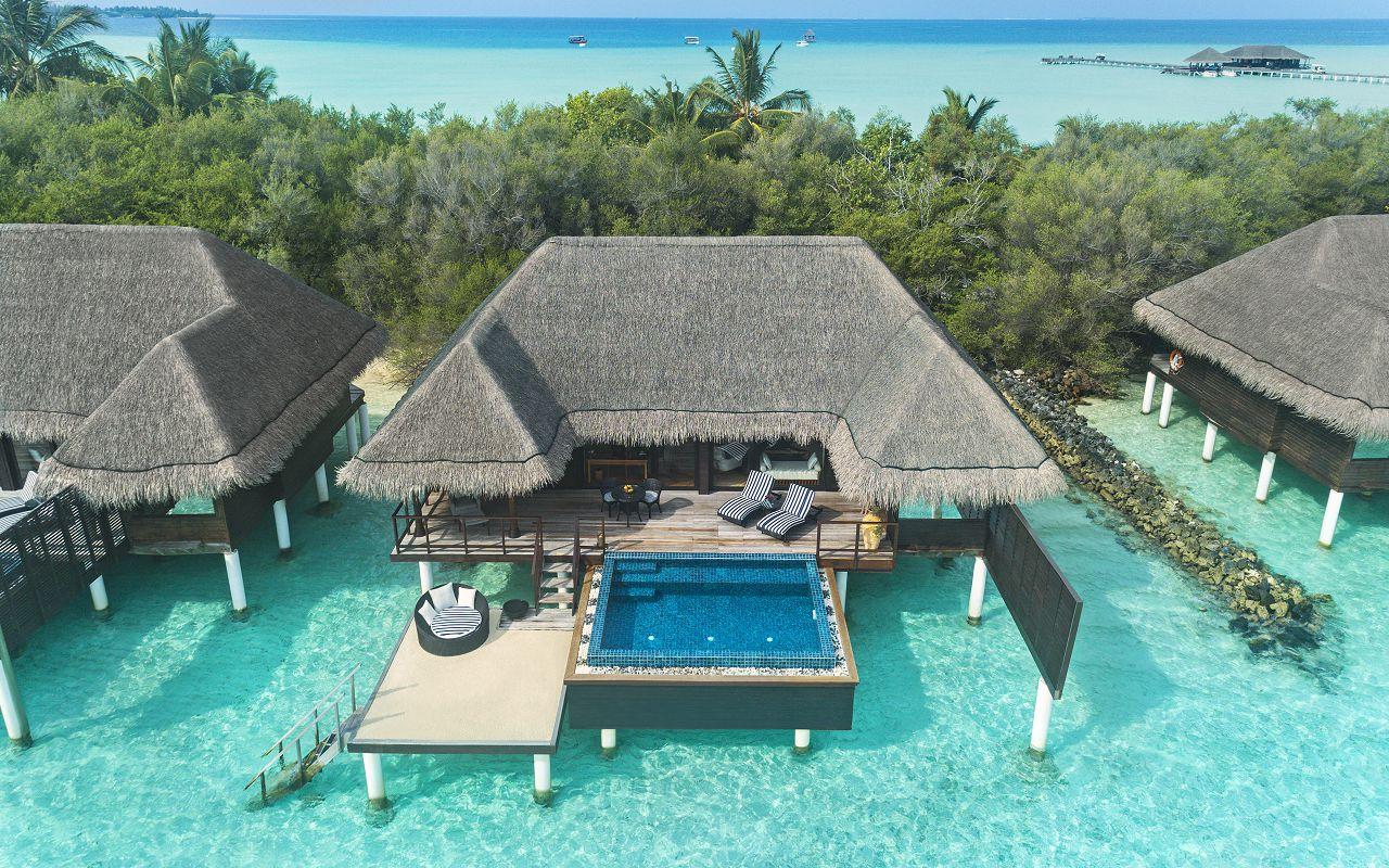 Taj Exotica Resort & Spa Maldives - One Bedroom Ocean Suite with Pool_Exterior(Day)