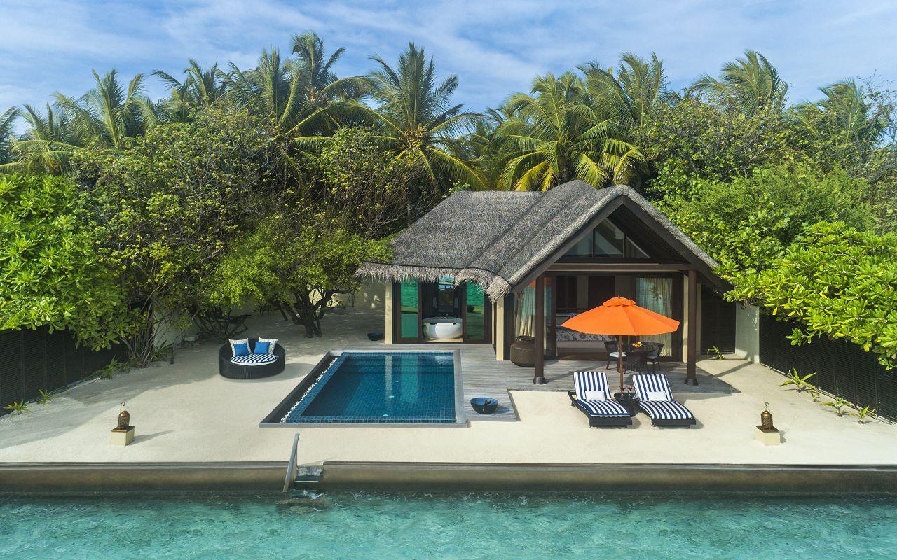 Taj Exotica Resort & Spa Maldives-Premium Villa with Pool_Exterior(Day)