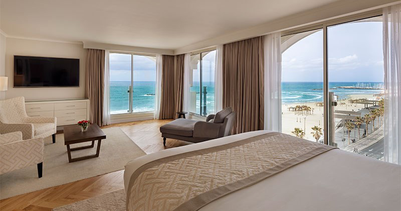The Executive Suite at the Orchid Tel Aviv Hotel