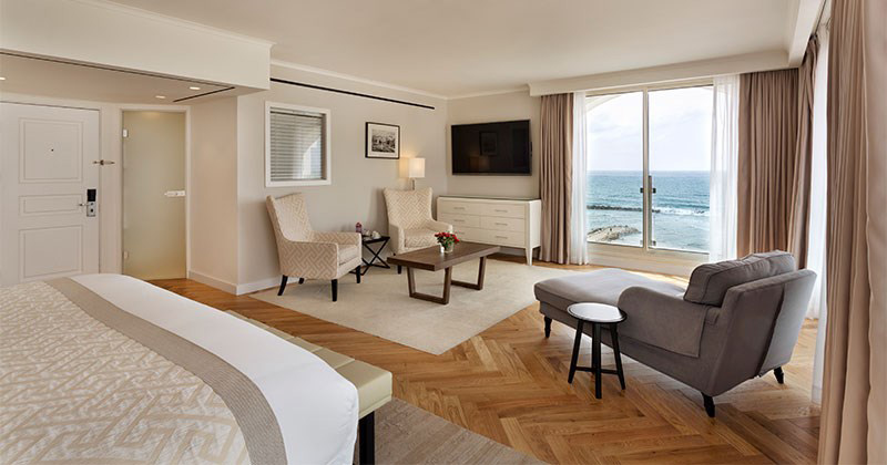 The Executive Suite at the Orchid Tel Aviv Hotel2