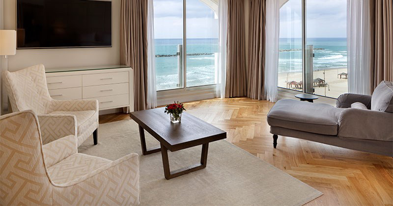 The Executive Suite at the Orchid Tel Aviv Hotel3