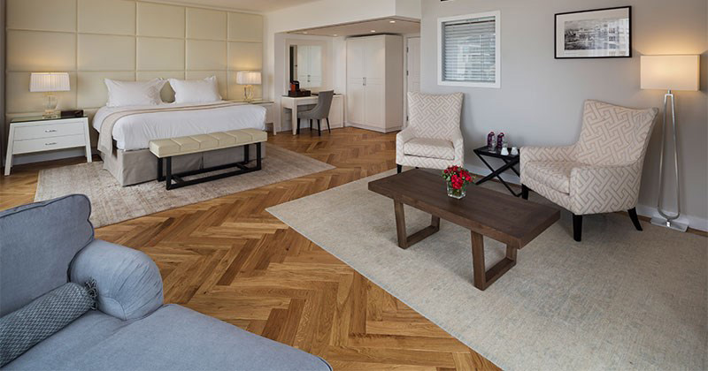 The Executive Suite at the Orchid Tel Aviv Hotel4