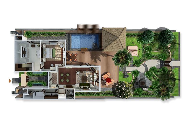 The Strand Villa