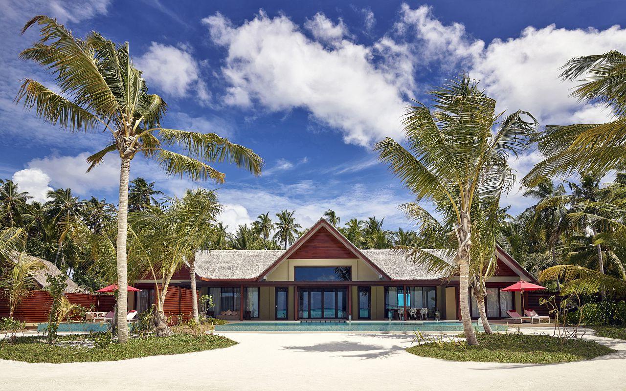Three Bedroom Beach Pool Pavilion (2)