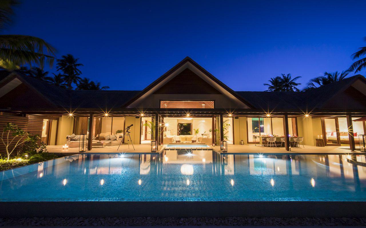 Three Bedroom Beach Pool Pavilion (5)