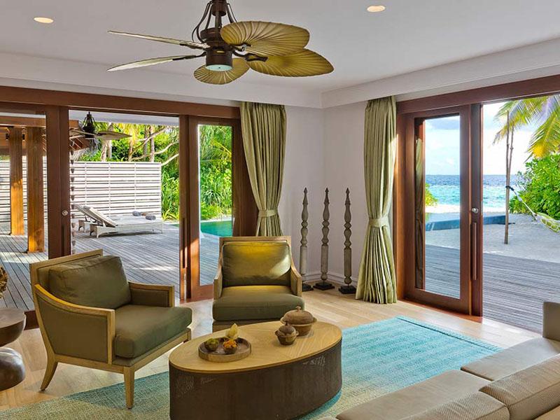 Three-Bedroom Beach Residence1