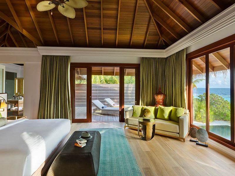 Three-Bedroom Beach Residence2