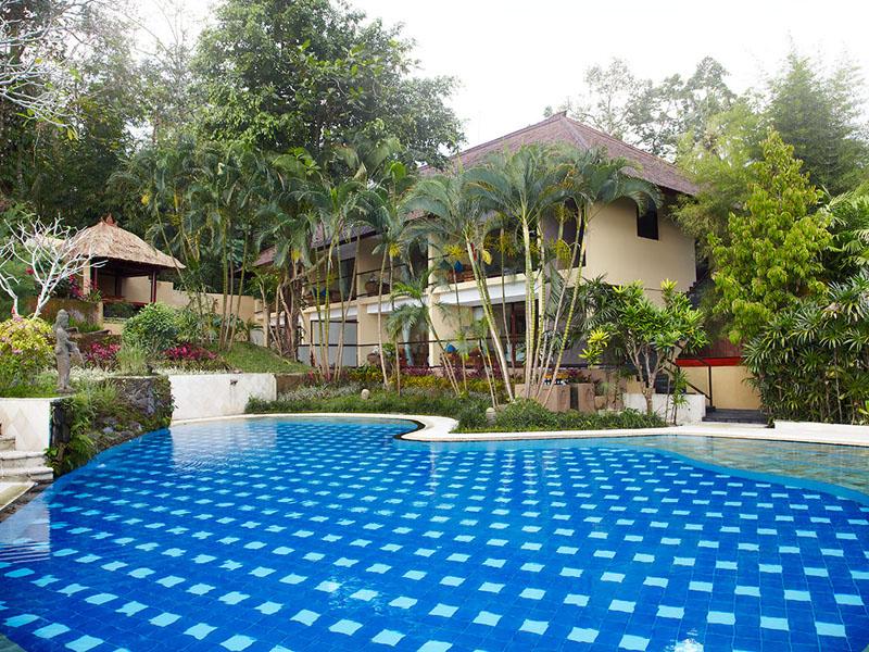 Triple Pool Access