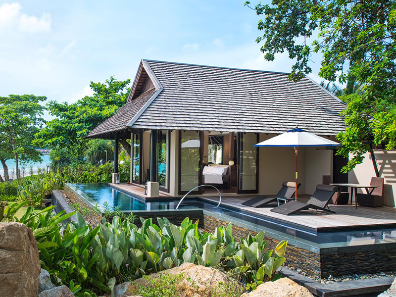Tropical Pool Villa-5