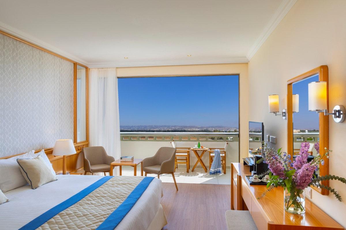 Twin Room Inland View-min