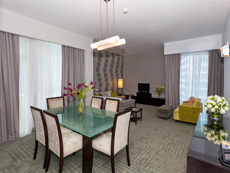 Two Bedroom Apartment With Child Room14