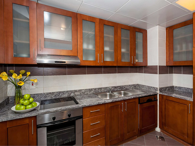 Two Bedroom Apartment With Maid's Room8