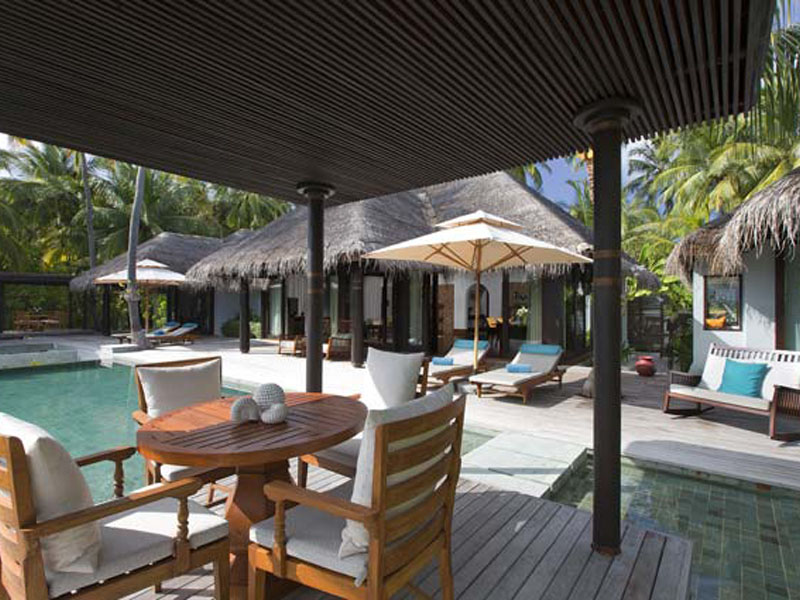 Two Bedroom Beach Pool Residence6