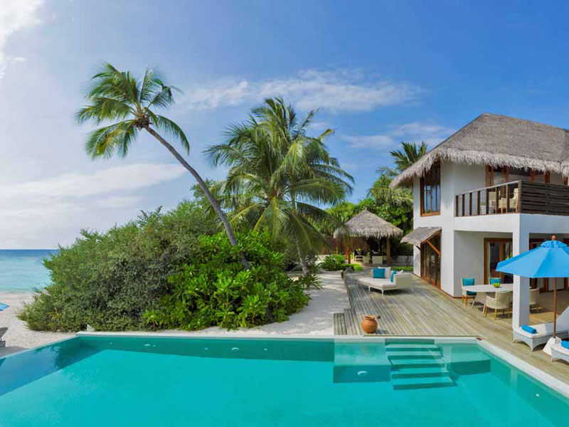 Two-Bedroom Beach Residence4