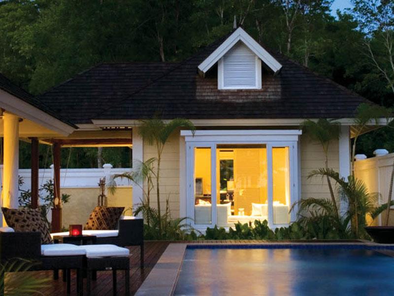 Two-Bedroom Double Pool Villa2