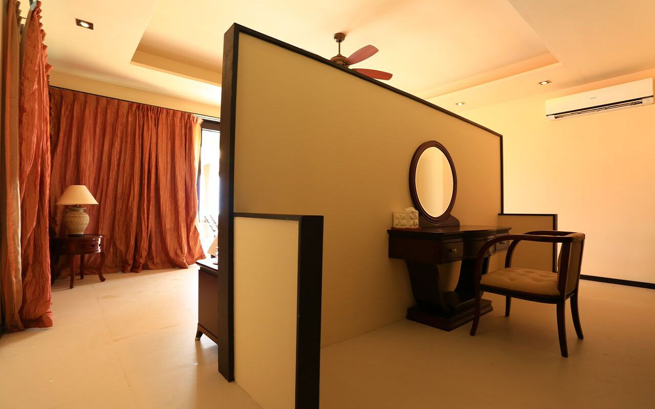 Two Bedroom Family Executive Suite with Pool (1)