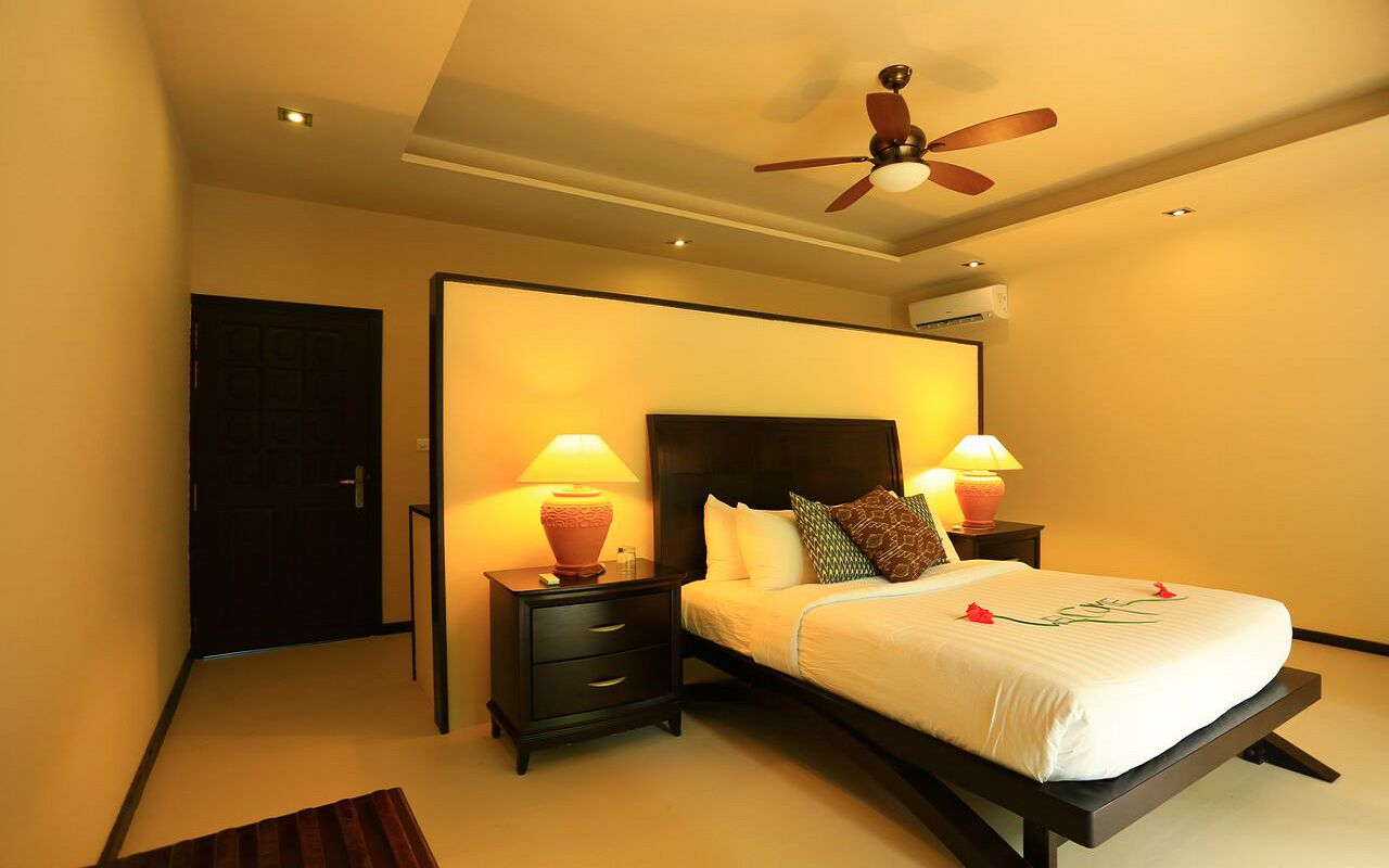 Two Bedroom Family Executive Suite with Pool (10)