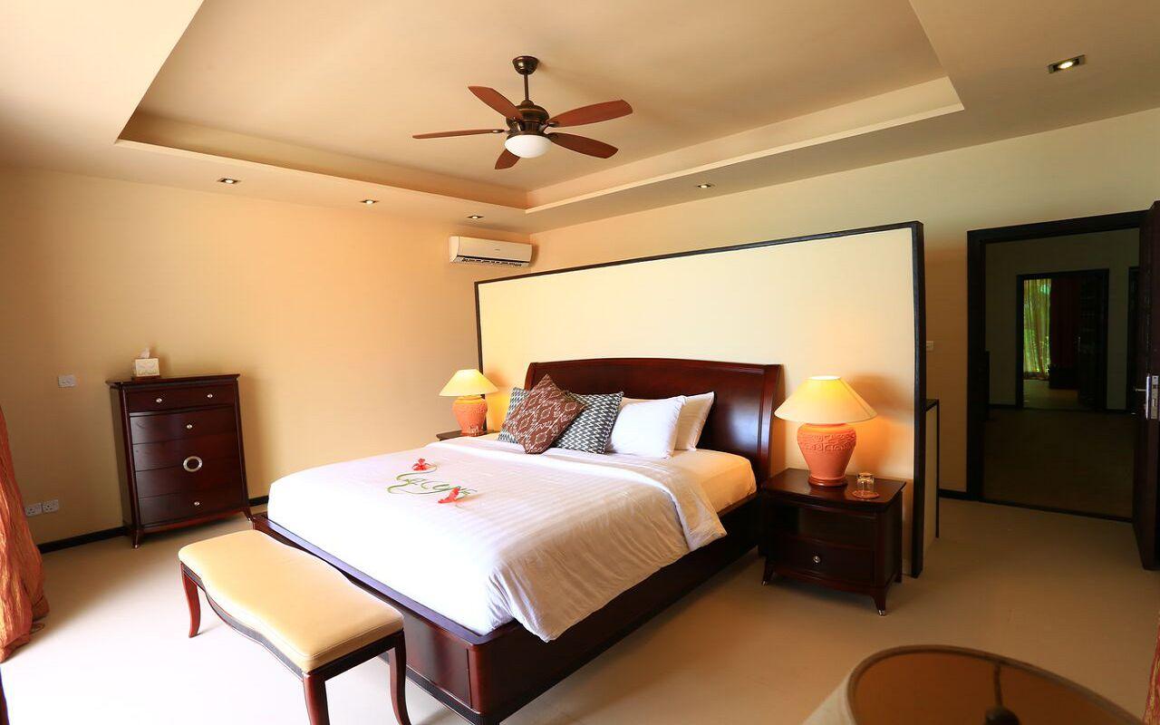 Two Bedroom Family Executive Suite with Pool (2)