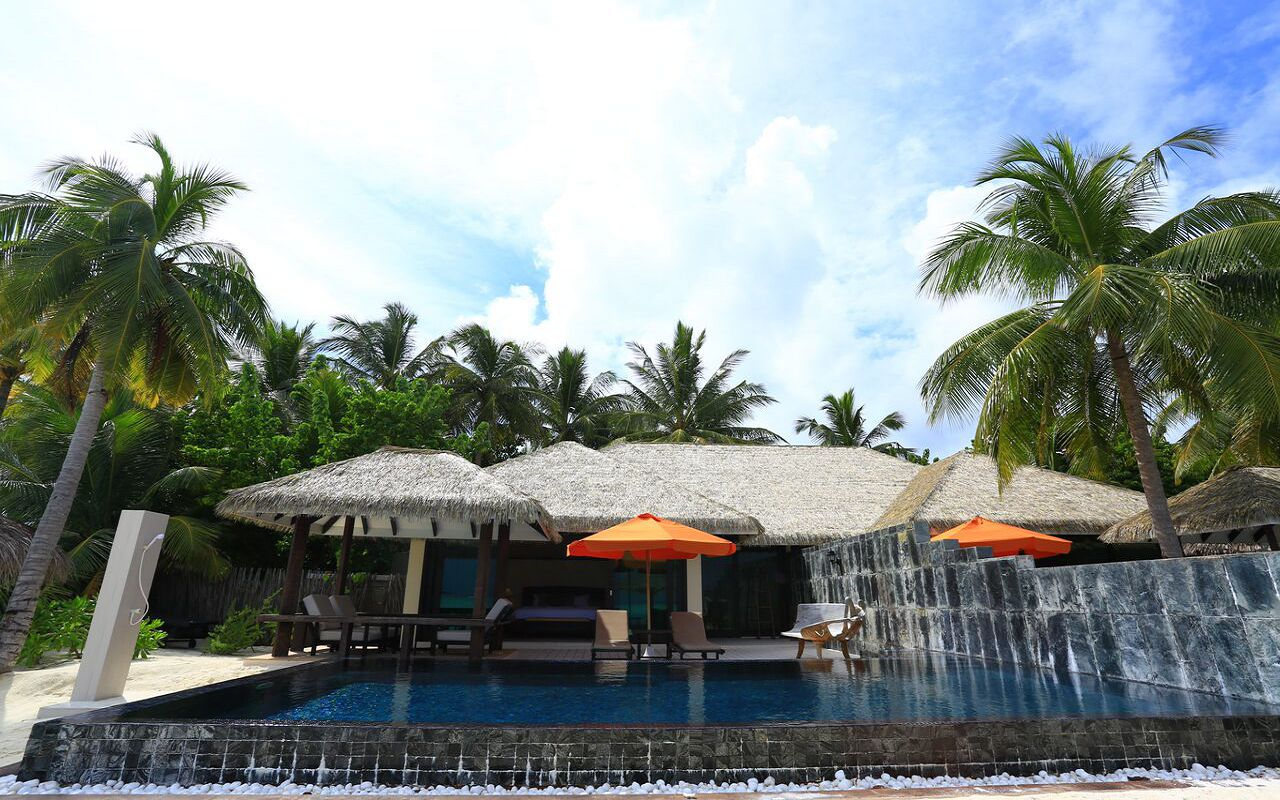 Two Bedroom Family Executive Suite with Pool (4)