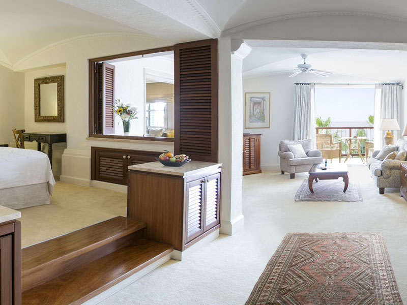 Two Bedroom Family Suite Sea View Main Building