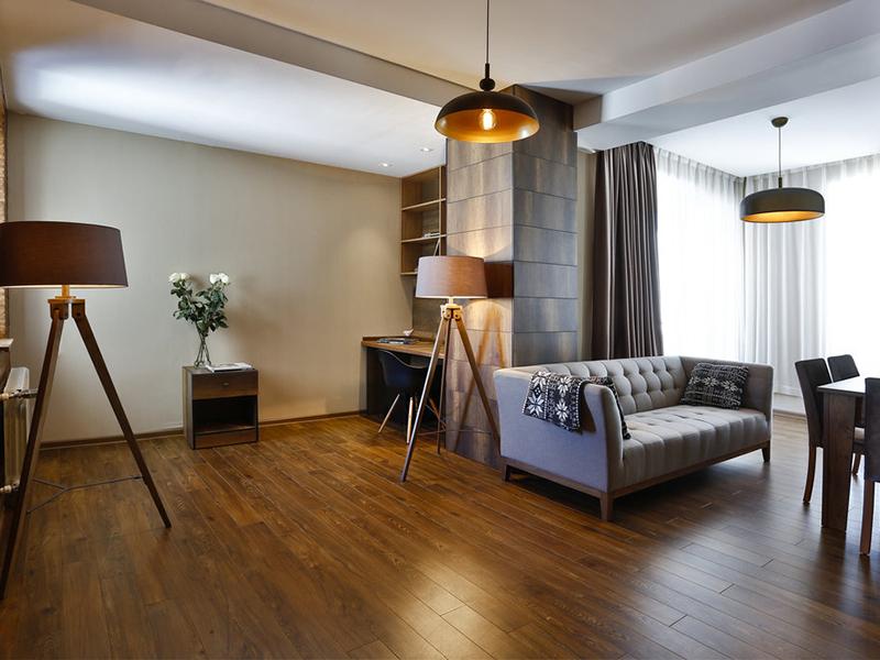 Two-Bedroom King Suite