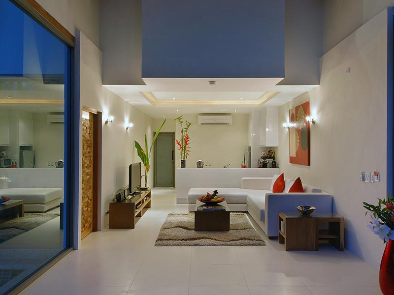 Two Bedroom Modern Pool Villa 4