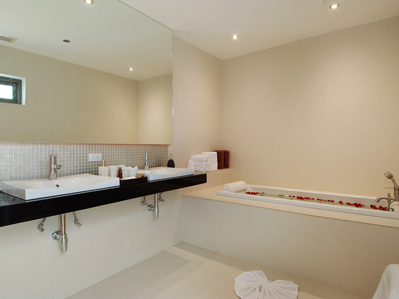 Two Bedroom Modern Pool Villa 6