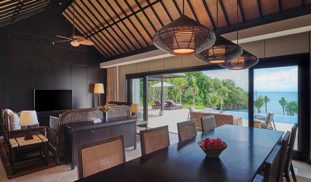 Two-Bedroom Ocean Front Villa-min