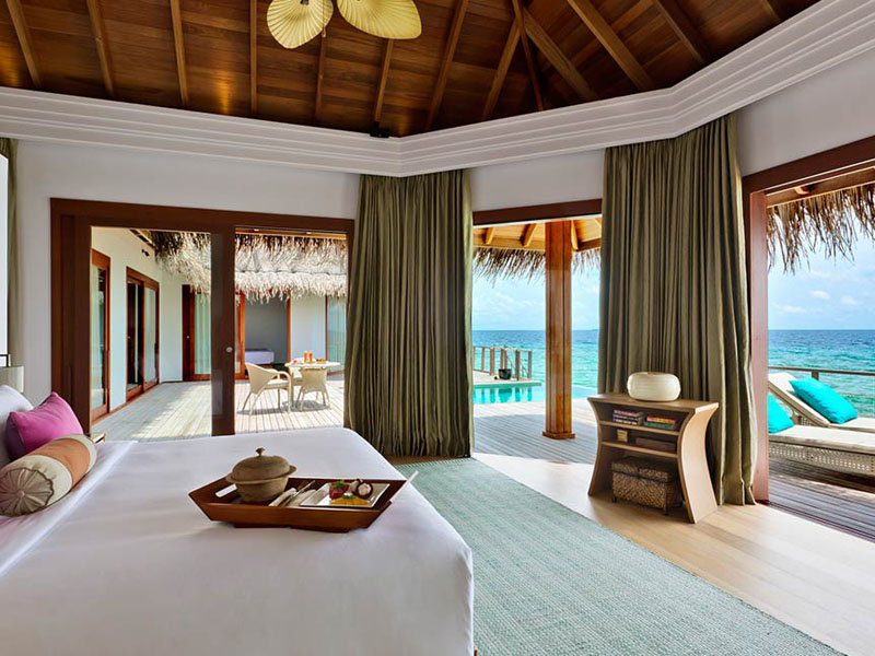 Two-Bedroom Ocean Pavilion