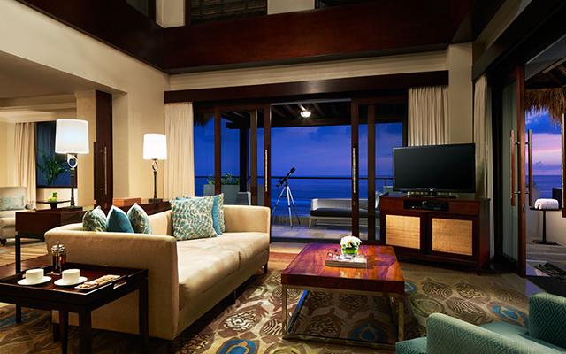Two-Bedroom Penthouse Pool Villa2