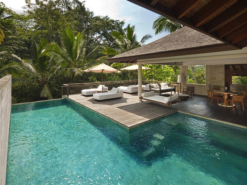 Two Bedroom Retreat Pool Villa1