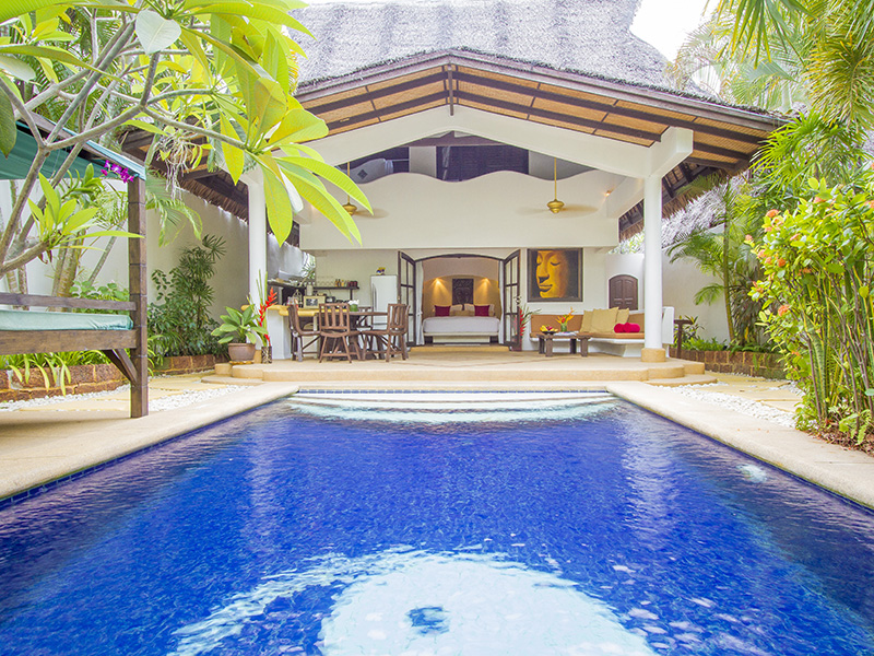 Two Bedroom Tropical Pool Villa 1