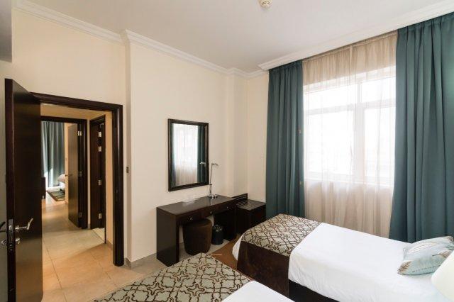 Two Bedroom Twin Room2