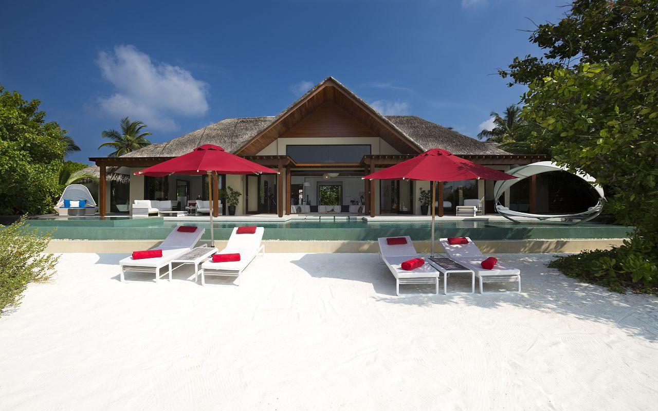 Two Bedrooom Beach Pool Pavilion (4)