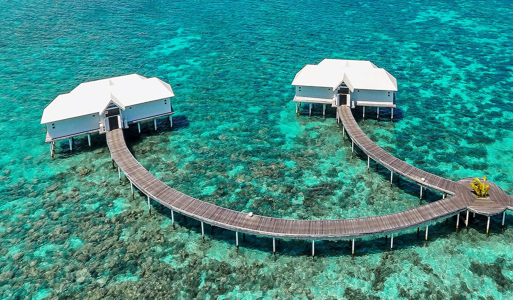 Two bedroom water villas (1)