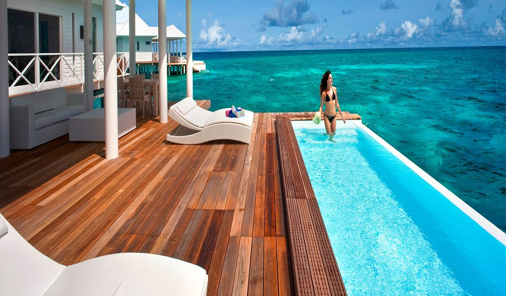 Two bedroom water villas (2)