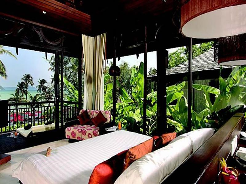 Vijitt Resort - villa