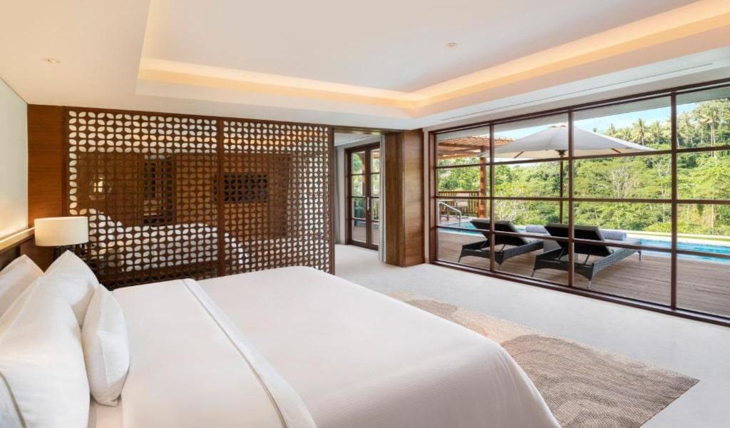 Villa, 1 King, Resort view, Balcony -min