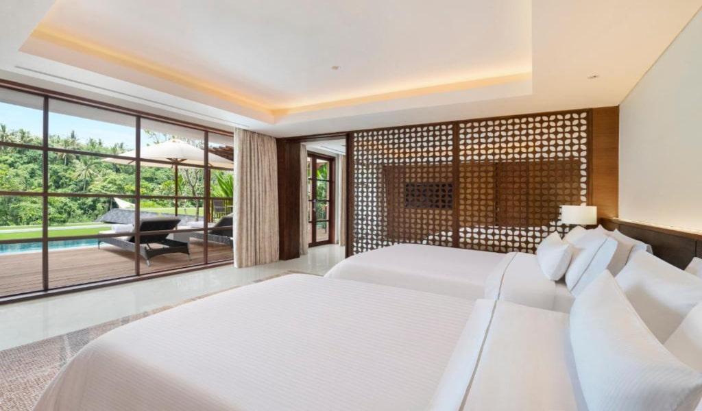 Villa, 2 TwinSingle Bed(s), Resort view, Balcony -min
