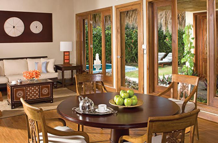 Villa Dominicana Garden View