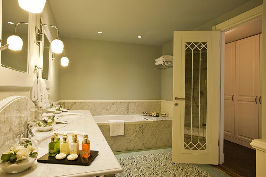 Villa Ducale Bathroom