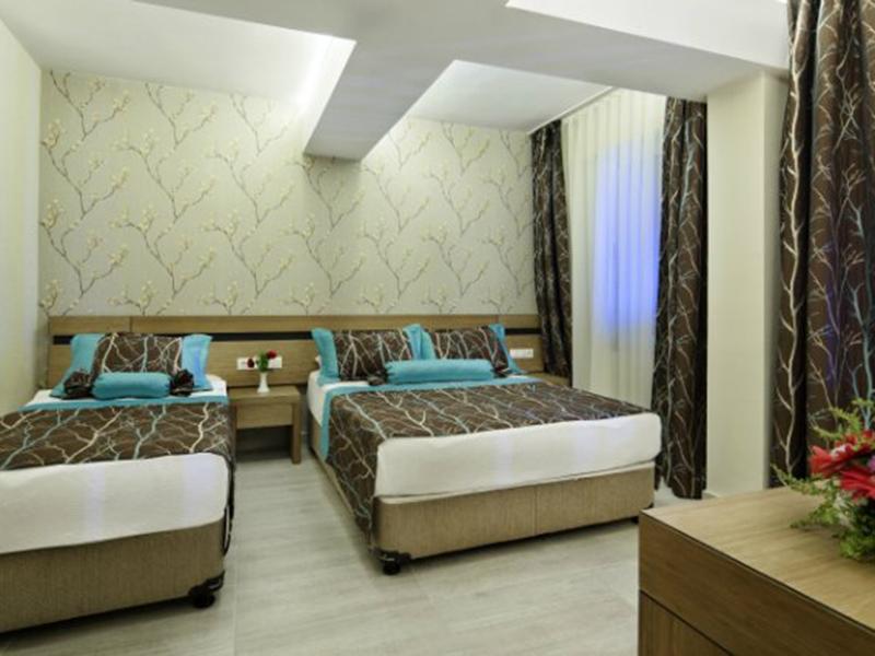 Villa Family Deluxe Room2