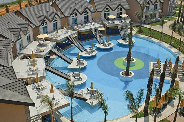 Villa Suite First Floor