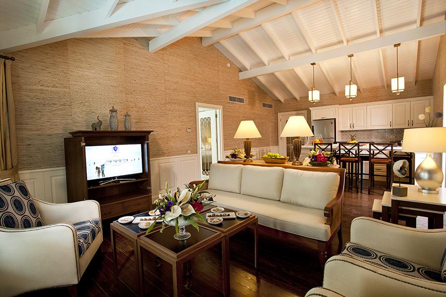 Villa Venice Living Room