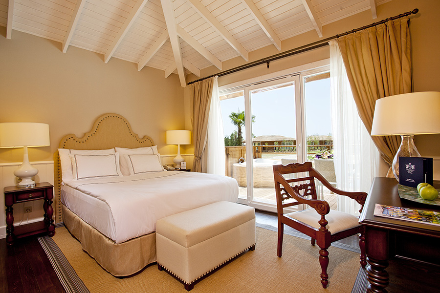 Villa Venice Second Bedroom